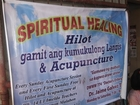 Doc Jimmy Visits Kiko Herrera's Spiritual Healing Center, Part 1