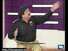 Azizi as SHO Siddique Funny Pakistan Police 4 October 2012