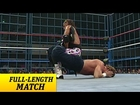 FULL-LENGTH MATCH - Raw - Bret Hart vs. Issac Yankem DDS - Steel Cage Match