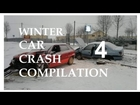 Winter Car Crash Compilation 4 NEW - CCC :)