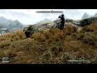 Skyrim Playthrough - Episode 4 - Dragon Fail