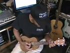 Electric Ukulele Blues Eric Blackmon Guitar Solo EEMusicLIVE