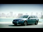 Volvo V70 Modelyear 2012 commercial