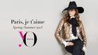 Spring-Summer Paris Trends by Benjamin Kanarek for Yo Dona