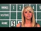 Baseball Opening Day-Cardinals-Playboy Playmate Sara Underwood-HottieGram.mov