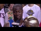 Kevin Hart NBA Celebrity all star weekend 2012 MVP * Hilarious LOL* HD