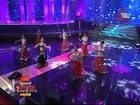 Shamna Kasim Fusion Dance Performance in Asianet Television Award 2013