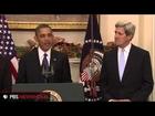 Watch President Obama Formally Nominate Senator Kerry for Secretary of State