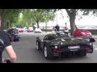 LOUD SUPERCAR ACCELERATIONS & REVS - Enzo's, MC12, Aventador's, SV, Veyrons, 458's, Performante