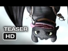How To Train Your Dragon 2 TEASER TRAILER (2014) - Dreamworks Animation Sequel HD
