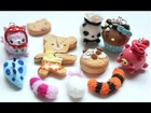 Polymer Clay Charm Update #9