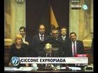Visión Siete: Aprobaron la expropiación de la ex Ciccone