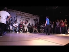 UK BBoy Champs 2012 - GREENTECK vs POPPIN C (Popping Top 16)