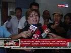 QRT: Ilang opisyal, ikinatuwa ang pagkakahirang kay Ma. Lourdes Sereno bilang CJ