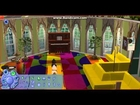 My house in Sims 2 pet stories/Moja kuca u Sims-u pet storis :)