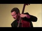 Rick Crane Bass Jazz Solo with Benny Golson in Randolph, NJ - Along Came Betty