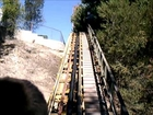 Gold Rusher POV Front Seat   Six Flags Magic Mountain