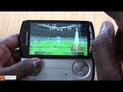 Gaming with the Sony Ericsson Xperia Play| Booredatwork