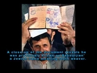Mahmoud Ahmadinejad jewish passport