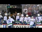 Rick Rypien attacks Wild fan 10/19/10