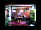 Jillian Michael's Shape Magazine Workout - Done and Reviewed!