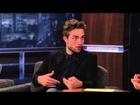 Robert Pattinson on Jimmy Kimmel Live PART 2