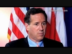 Santorum - English Required for Puerto Rico Statehood