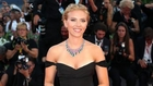 Scarlett Johansson Shows Her Curves At Venice Film Festival