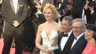 Cannes Ends With Zulu and Nicole Kidman In A Very Revealing Sexy Gown