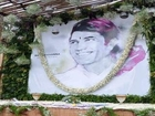 Bollywood at Rajesh Khanna's Residence on First Death Anniversary