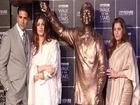 Rajesh Khannas statue unveiled