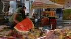 53m - le nouveau record de la plus longue table végétarienne de Belgique