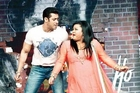 Salman Khan And Bharti Perform Together At Mirchi Top 20 2014