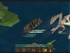 Video seafight battle