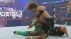 Kofi & Mickie James vs. Carlito & Rosa Mendez