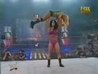 Chyna (c) vs Trish Stratus - Non-title