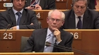 Farage insults EU president Van Rompuy