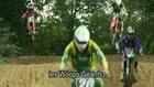 Infrastructures du circuit de motocross d'Amigny Rouy