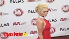 ALEXIS FORD at 2011 AVN AWARDS Red Carpet Arrivals