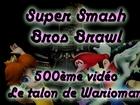 500ème vidéo - Le talon de Warioman