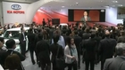 Kia Motors Press Conference at Geneva Motor Show 2012 Part 1