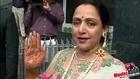 Hema Malini @ Mehendi Ceremony Of Esha Deol