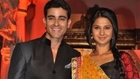 Jennifer Winget and Gautam Rode at Sanjay Leela Bhansali's 'Saraswatichandra' Launch