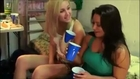 Hot & Sexy Drunk College Girls Partying