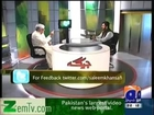 Jirga On Geo News ( Exclusive Interview With Asfandyar Wali Khan ) - 5th May 2013